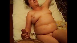 POV nude granny boy nice close ups pussy Ass Couple Cumshot Handjob orgasm oral