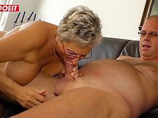 Old nasty granny suck out massive cum - LETSDOEIT.COM