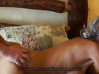 """hottest granny """"Cheyanne Cums"""" with beautiful huge boobs"""