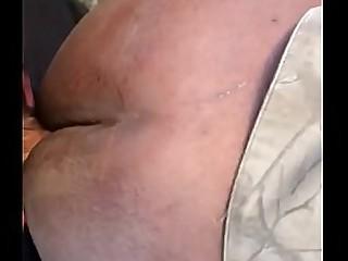 Black Granny Saggy Mature Booty