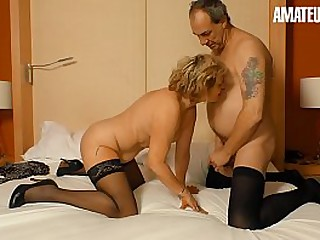 AMATEUR EURO - Amateur Granny Rent A Room Just For Her And Hubby