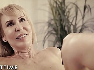 Hot Granny Wants Some of That Young Cock