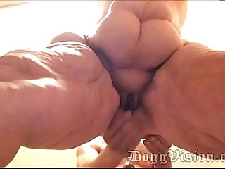 Amber Connors Huge Ass and Hips Anal Granny