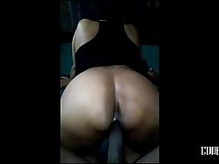 Mature Woman on my big black cock