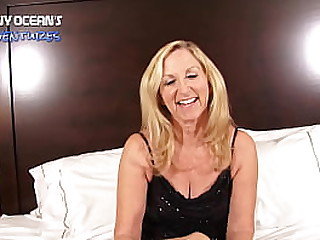 DOCEAN Mature GILF Anal Creampied by BBC