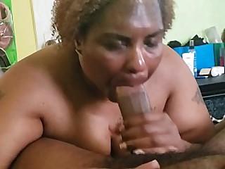 OG granny's going hard loving it
