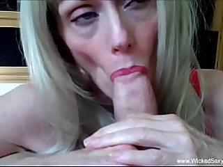 Cocksucking Is Granny's Favorite Thing To Do
