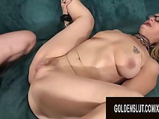 GoldenSlut - Deep in Granny Pussy Comp