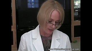 Grandma Fucks The Doctor
